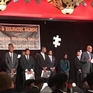 100 Black Men Mentoring Program