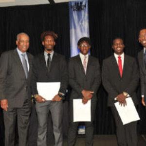100 Black Men Tearte Scholars