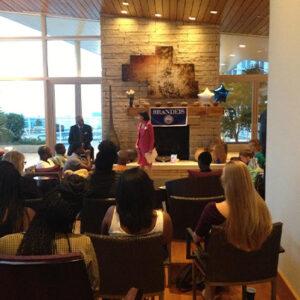 Brandeis Posse Sendoff Reception-400